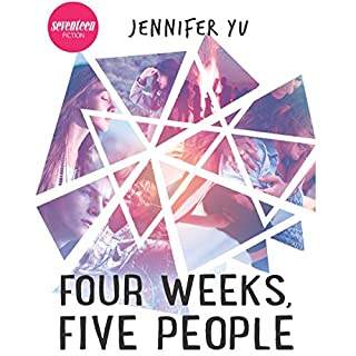 Four Weeks, Five People audiobook cover art