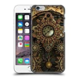 Head Case Designs Officially Licensed Simone Gatterwe Rusty Vintage Gears Steampunk Hard Back Case Compatible With Apple iPhone 6 / iPhone 6s
