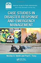 By Nicolas A. Valcik Case Studies in Disaster Response and Emergency Management (ASPA Series in Public Administration and (1st First Edition) [Hardcover]