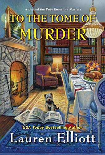 To the Tome of Murder (A Beyond the Page Bookstore Mystery Book 7)