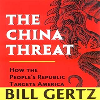 The China Threat audiobook cover art