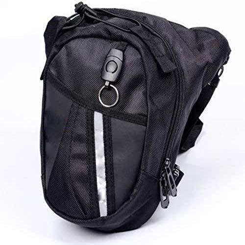Cycling leg bag waist bag mobile phone change certificate bag outdoor hiking camping travel bag