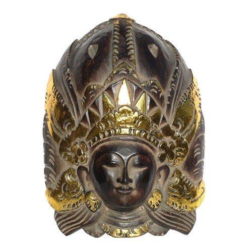 Edle Dewi Buddha Maske Feng Shui Budda Bali Maske40