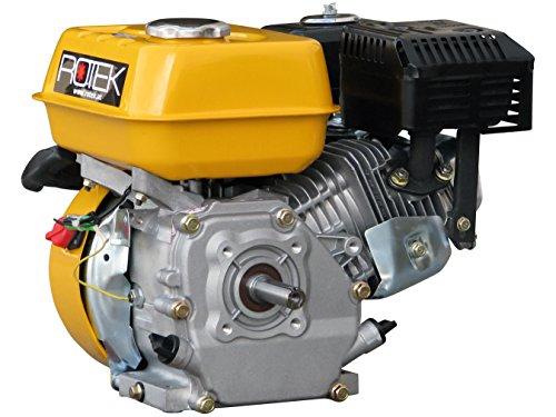 Rotek luftgekühlter 1-Zylinder 4-Takt 208ccm Benzinmotor, EG4-0210-H-S1