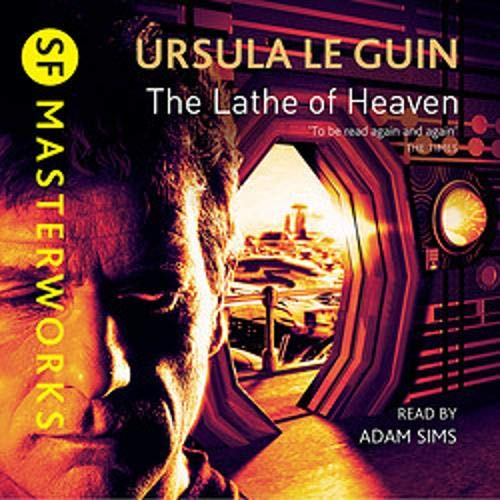 The Lathe of Heaven cover art