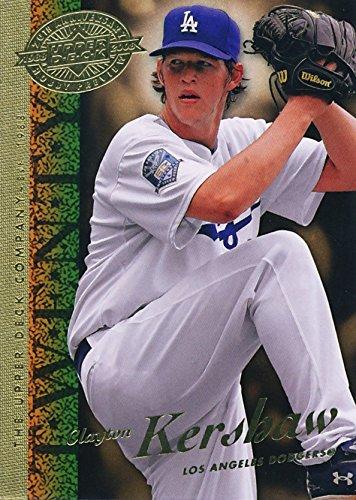 2008 Upper Deck 20th Anniversary Clayton Kershaw Los Angeles Dodgers Baseball Rookie Card #UD-80