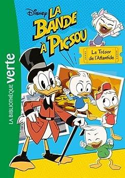 Paperback La bande à Picsou 01 - Le Trésor de l'Atlantide (La bande à Picsou (1)) (French Edition) [French] Book