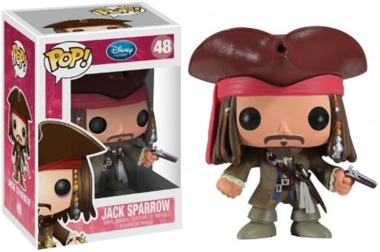 alta calidad general Funko Pop  Disney  48 Jack Sparrow by Funko Funko Funko  40% de descuento