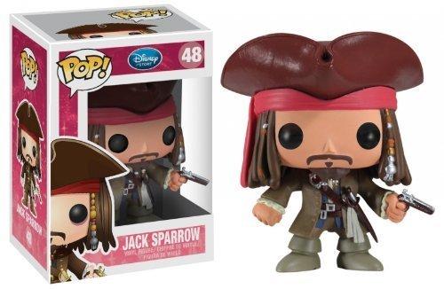 Funko POP!: Disney: Piratas del Caribe: Jack Sparrow