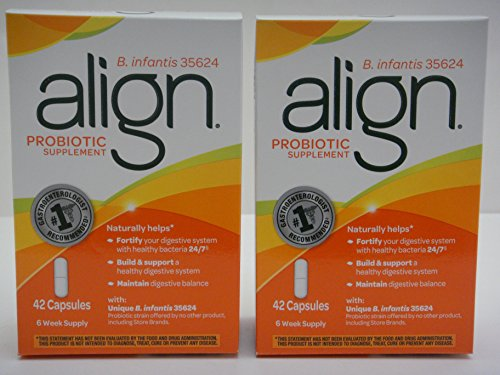 Align Digestive Care Probiotic Supplement, 84 Count