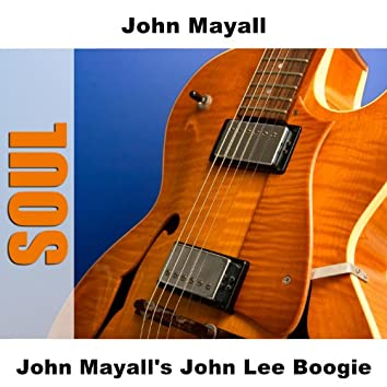 John Mayall's John Lee Boogie