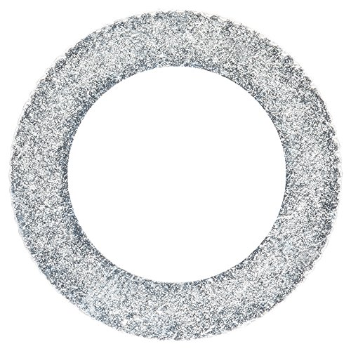Bosch 2 600 100 217 - Anillo reductor para hojas de sierra circular, 25,4 x 16 x 1,5 mm, pack de 1