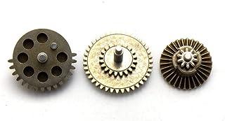 SHS 従来型電動ガン 18:1 スタンダート 強化型 フルスチールギア set ノーマルギア比 グレードアップなどに マルイ ICS G&G G&P B075 CL50002