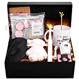 Christmas Presents for Women Gift Sets, Electric Toothbrush and Mug Cup Set for Women Mom Wife Girlfriend I Love Forever Mothers Day Anniversary Valentines Gift for Her Mom Gift Ideas