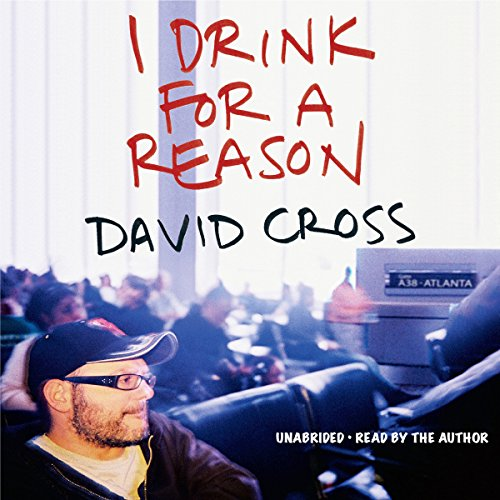 I Drink for a Reason audiobook cover art
