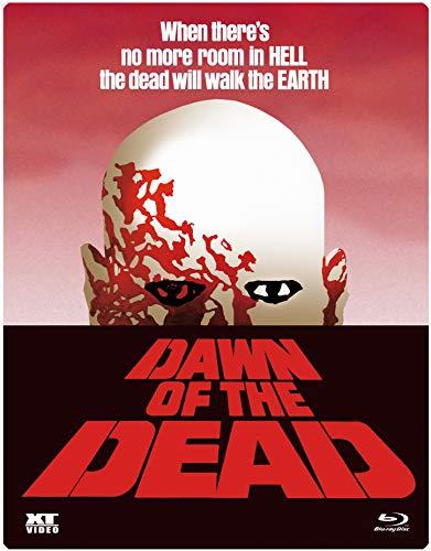 Zombie - Dawn of the Dead - US-Kinofassung: Romero Cut - FuturePak mit 3D-Lenticular Cover [Alemania] [Blu-ray]