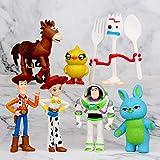 LEGO Disney Pixar's Toy Story 4 Buzz Lightyear...
