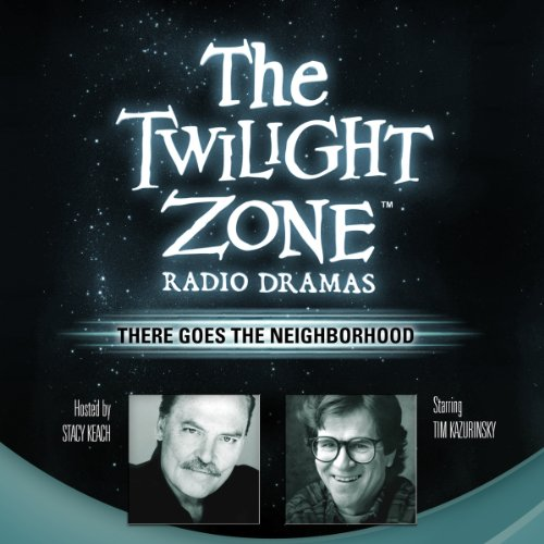 There Goes the Neighborhood audiobook cover art
