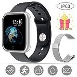 Étanche Bluetooth Smart Bracelet - Bracelet pour Hommes de Sport féminin...