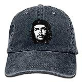 Elsaone Gorra de vaquero para hombres Mujeres luchador comunista Che Guevara