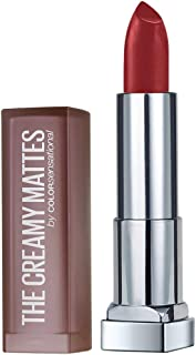 Maybelline New York Color Sensational Red Lipstick Matte Lipstick, Rich Ruby, 0.15 oz