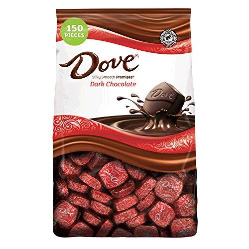 DOVE PROMISES Dark Chocolate Candy 43.07 Ounce 150-Piece ...