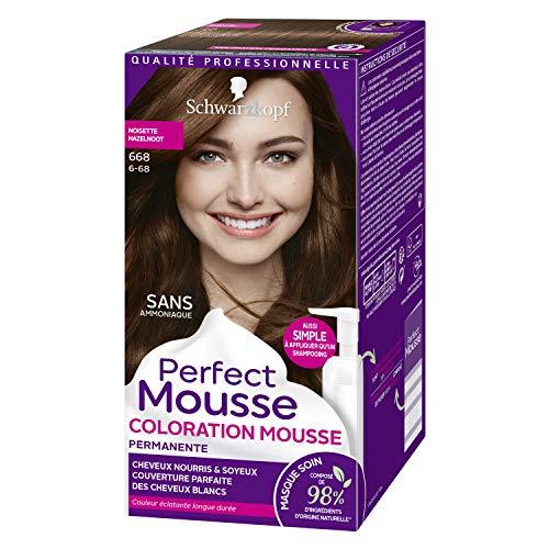 Coloration Perfect Mousse 668 - Noisette