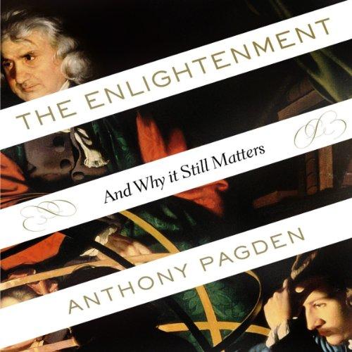 The Enlightenment audiobook cover art