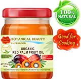 red palm fruit - RED PALM FRUIT OIL ORGANIC Brazilian. 100% Pure / REFINED / Undiluted Cold Pressed. SUPER FOOD. 7.75 Fl.oz – 225 ml.