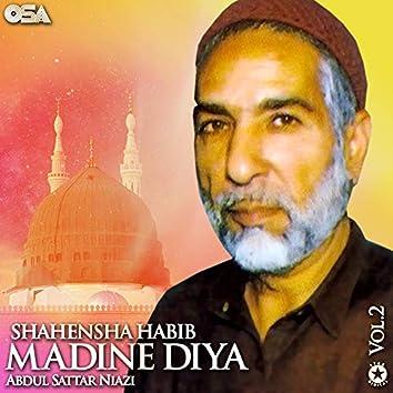 Shahensha Habib Madine Diya, Vol. 2
