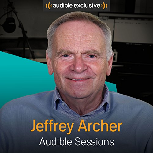Jeffrey Archer audiobook cover art