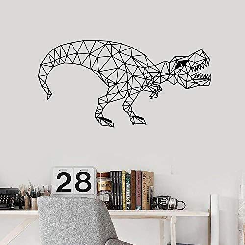 Xcao Wandaufkleber Kunst Applique PVC Wasserdichte Wohnzimmer Schlafzimmer Dekoration DIY Wandbild Dekoration Hand Gezeichneter Drache