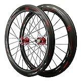 Best Carbon Wheelsets - CHICTI Carbon Fiber Bike Wheelset,Quick Release Disc Brake Review