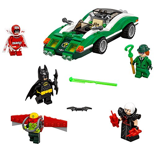 LEGO GMBH Lego Batman Movie The Riddler Riddle Racer