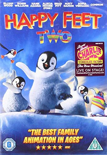 Amazon.com: Happy Feet 2 [DVD] [2012]: George Miller: Movies ...