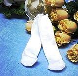 Strumpfhose weiß für Puppen von 36-40cm SCHWENK 01838