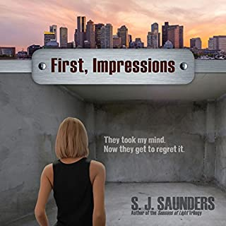 First, Impressions     Last Intentions, Book 1              By:                                                                                                                                 S.J. Saunders                               Narrated by:                                                                                                                                 Shana Pennington-Baird                      Length: 7 hrs and 22 mins     4 ratings     Overall 4.3