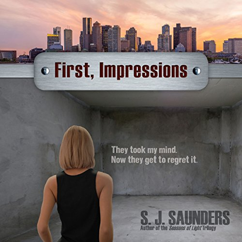 First, Impressions audiobook cover art