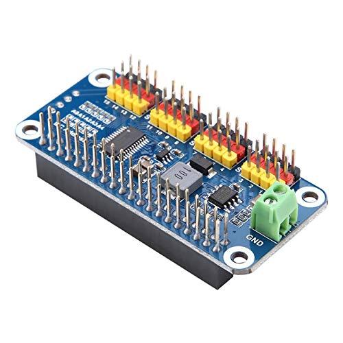 Lenkaktorplatine Standard Lenkgetriebeschnittstelle Spannung Chip Lenkungsreglerplatine Pca9685 für Raspberry Pi