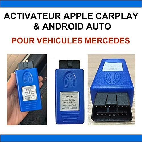2x Mercedes-Benz CLS SLK /& SLR Voiture Porte-Clé//Télécommande-Batterie Genuine