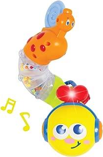 asterisknewly Baby Travel Play Arch Stroller Cuna Accesorio Pa/ño Estilo Bird Pram Activity Bar con Sonajero