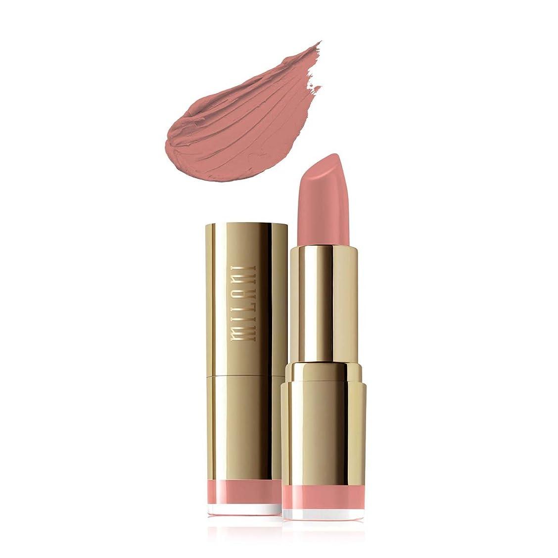 不愉快に目を覚ますストライクMILANI Color Statement Moisture Matte Lipstick - Matte Naked (Vegan) (並行輸入品)