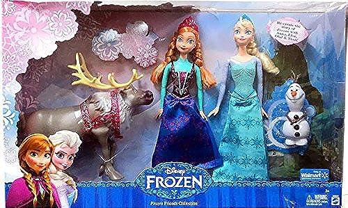 Mattel Frozen, das K greich von EIS Pack