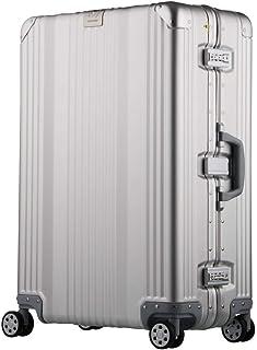 [アウトレット] アルミスーツケース キャリーケース キャリーバッグ アルミ ダブルキャスター 機内持込サイズ B-1510
