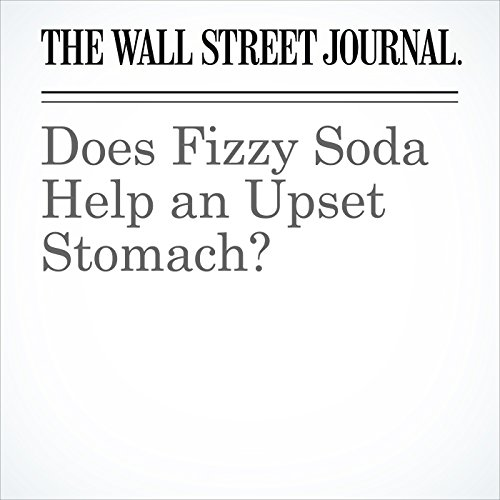 Does Fizzy Soda Help an Upset Stomach? copertina