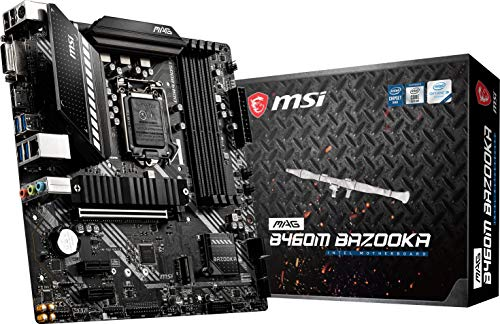 [MOBO] MSI MAG B460M Bazooka Gaming LGA 1200 - $89.99 ($104.99 - 15$)