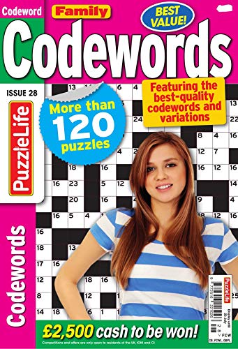 Code Words: more than 120 Puzzles (English Edition)