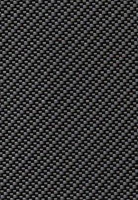 2 Meter x 60 cm Wassertransferdruck Folie Carbon Schwarz Silber grob 40µm Stärke