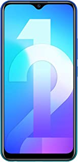 Vivo Y12 Dual SIM - 64GB, 3GB RAM , Blue