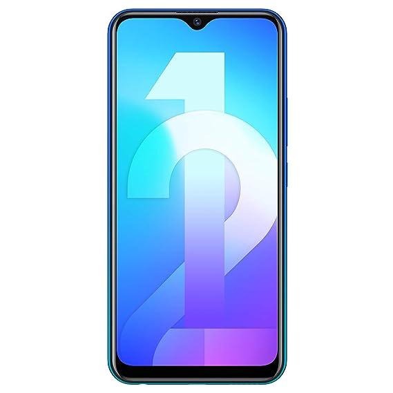 Vivo Y12 (Aqua Blue, 3GB RAM, 64GB Storage) Without Offer